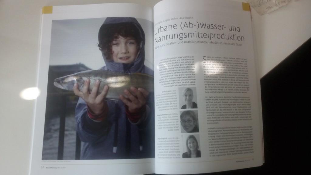 RWF-Publikationen, Veröffentlichungen