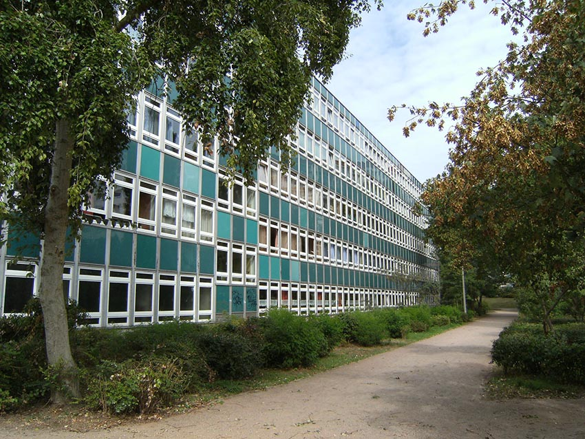 RWF-Anwendungsuntersuchung Typ Bildungsbau, Fallstudie POS-SK 68/ Grundschule an der Mühle, Untersuchungsgebiet Stadtrand/ Marzahn-Hellersdorf (c) BA Marzahn