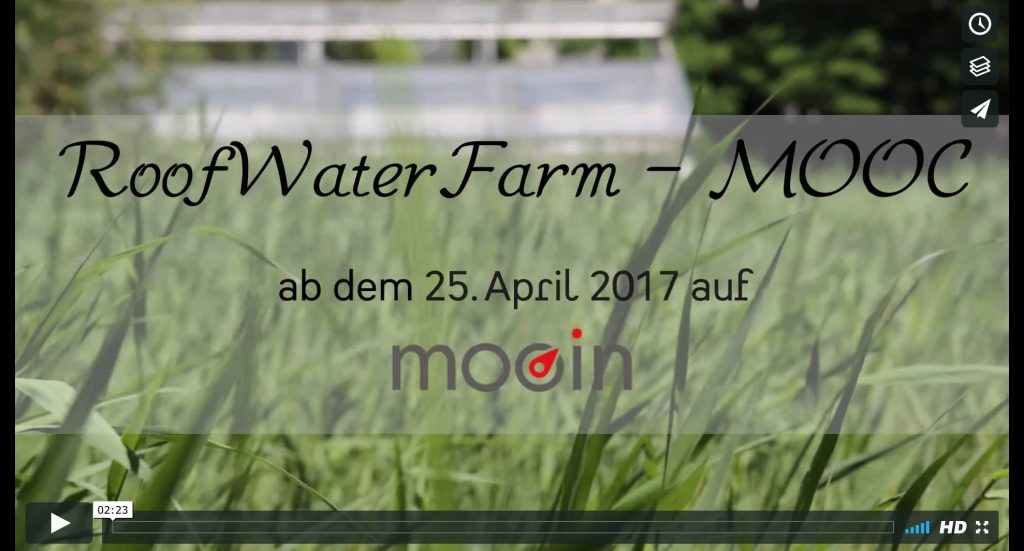 (c) ROOF WATER-FARM. MOOC 2017