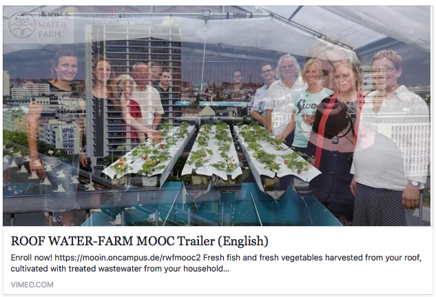 ROOF WATER-FARM Online-Kurs (MOOC) (2017)
